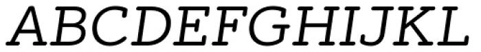 Mymra Italic Font UPPERCASE