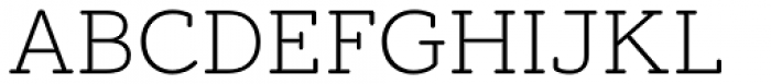 Mymra Light Font UPPERCASE