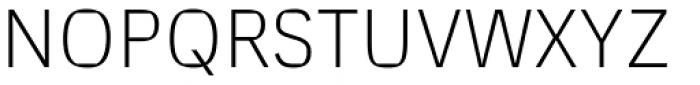 Mynor Light Font UPPERCASE