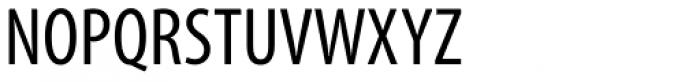 Myriad Pro Cond Font UPPERCASE