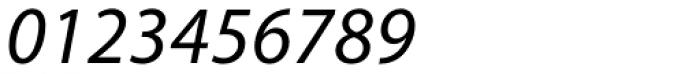 Myriad Pro Italic Font OTHER CHARS