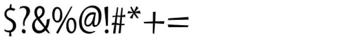 Myriad Std Tilt Font OTHER CHARS