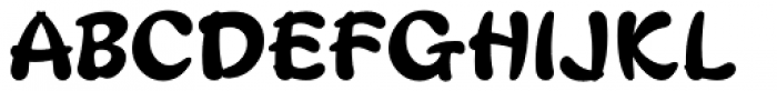 Mystic East JNL Font LOWERCASE