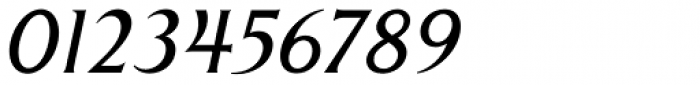 Mythica Italic Font OTHER CHARS