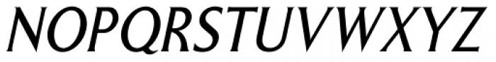 Mythica Italic Font UPPERCASE