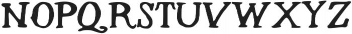 NATIVE ttf (400) Font LOWERCASE