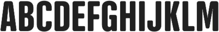 NATRON ttf (500) Font UPPERCASE