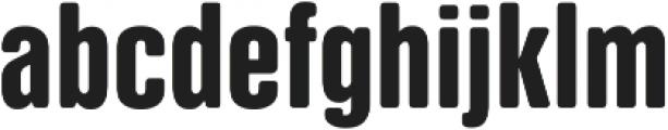 NATRON ttf (500) Font LOWERCASE