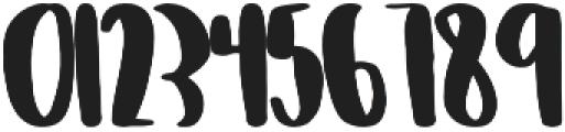 Nadia otf (400) Font OTHER CHARS