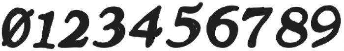 Nadira otf (700) Font OTHER CHARS