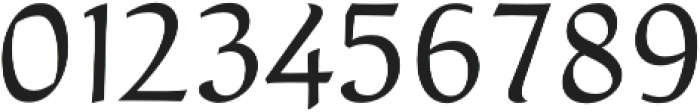Naej Regular otf (400) Font OTHER CHARS