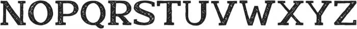 Nafisyah Texture otf (400) Font UPPERCASE