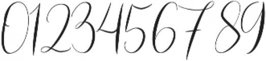 Naibacarte Regular otf (400) Font OTHER CHARS