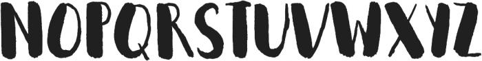 Naila Script Typeface ttf (400) Font UPPERCASE