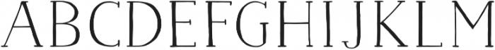 Naive Medium otf (500) Font LOWERCASE