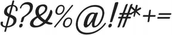 Nakser otf (400) Font OTHER CHARS