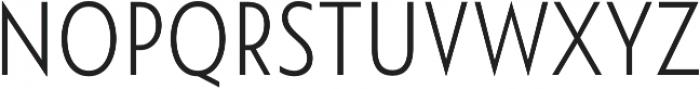 Namaste Sans Essential otf (400) Font UPPERCASE