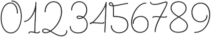 Namaste Script Pro Thin otf (100) Font OTHER CHARS