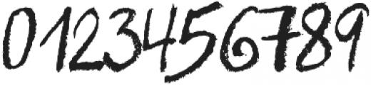 Nameless otf (400) Font OTHER CHARS