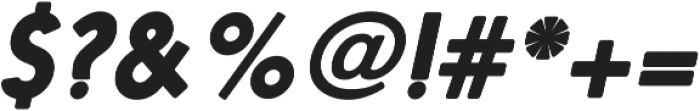 Nanami HM Solid Light otf (300) Font OTHER CHARS