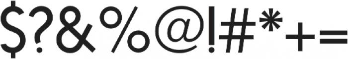 Nanami Pro Light otf (300) Font OTHER CHARS