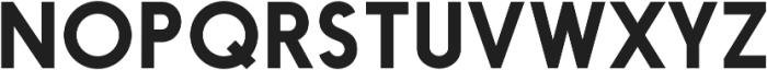Nanami Pro Medium otf (500) Font UPPERCASE