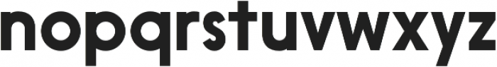 Nanami Pro Medium otf (500) Font LOWERCASE
