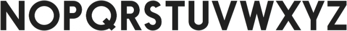 Nanami Pro Medium ttf (500) Font UPPERCASE