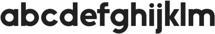 Nanami Pro Medium ttf (500) Font LOWERCASE