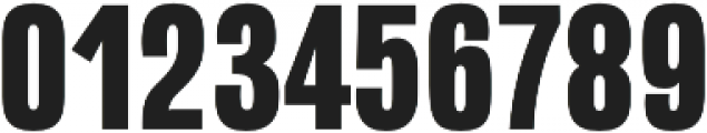 Naratif Condensed Black otf (900) Font OTHER CHARS