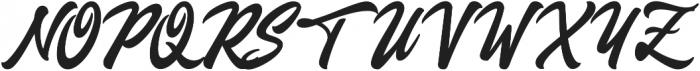 Narmada ttf (400) Font UPPERCASE