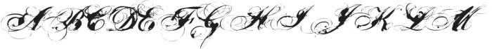 Nars 1 ttf (400) Font UPPERCASE