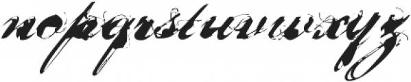 Nars 1 ttf (400) Font LOWERCASE