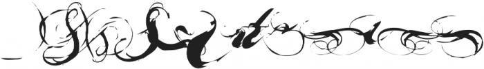 Nars X ttf (400) Font UPPERCASE
