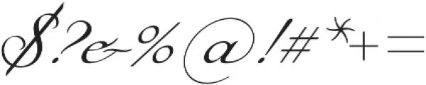 Natalya Alternate Two otf (400) Font OTHER CHARS