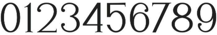 Nathalia otf (400) Font OTHER CHARS