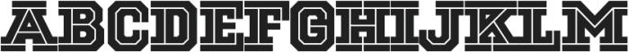 National Champion Cut Light otf (300) Font LOWERCASE