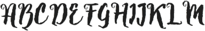 Natural otf (400) Font UPPERCASE