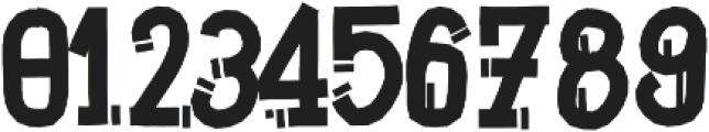NaturalBornDesigner ttf (400) Font OTHER CHARS