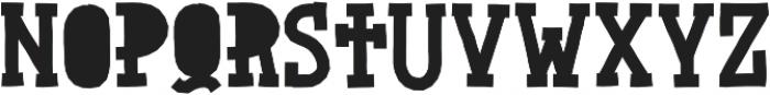 NaturalBornDesigner ttf (400) Font LOWERCASE
