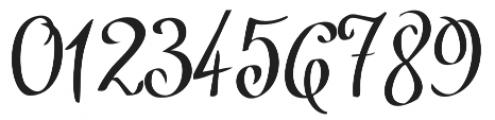 Natyl otf (400) Font OTHER CHARS