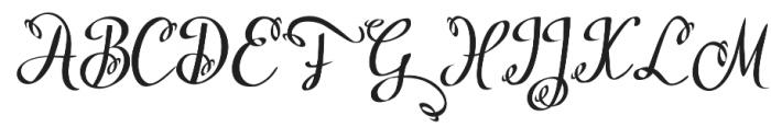 Natyl otf (400) Font UPPERCASE