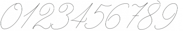 Nautica Line 02 otf (400) Font OTHER CHARS