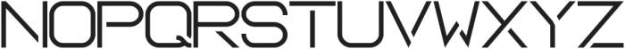 Nautical otf (400) Font UPPERCASE