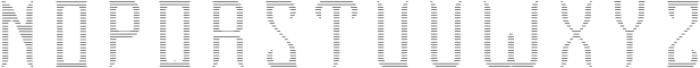 Nautical texture fx otf (400) Font LOWERCASE
