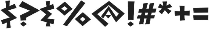 Navarone otf (400) Font OTHER CHARS