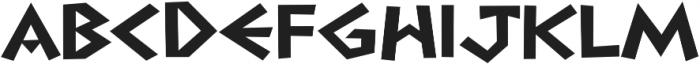 Navarone otf (400) Font LOWERCASE