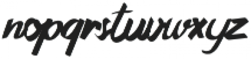 Navatto otf (400) Font LOWERCASE