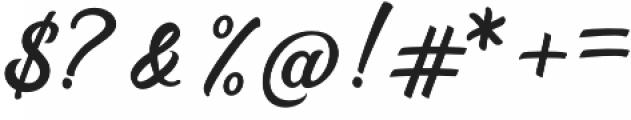 Nayland otf (400) Font OTHER CHARS