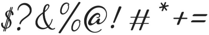 Nazeefa Script otf (400) Font OTHER CHARS